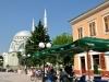Albania, Shkoder - zabytkowe centrum miasta jest ładnie odrestaurowane