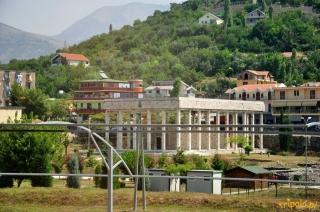 Albania, Kruja - muzeum bohatera narodowego Albanii – Skanderbega
