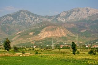 Albania, widoki po drodze cieszą oko
