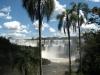 Argentyna, Wodospady Iguazu - widok ze ścieżki wokół wodospadów