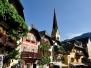 Austria - Hallstatt, spacer po miasteczku i rejs po jeziorze
