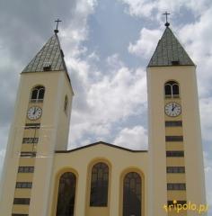 Kościół pod wezwaniem św. Jakuba w Medjugorje