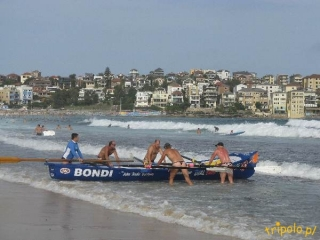 Plaża Bondi w Sydney (Bondi Beach)