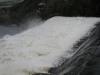 Wodospad Montmorency niedaleko Quebec