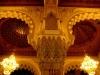 Wnętrze Meczetu Hasana II w Casablance