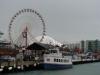 Nabrzeże portowe w Chicago