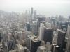 Panorama Chicago z punktu widokowego na Sears Tower