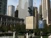 Lodowisko w parku Millenium w Chicago, USA