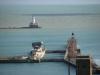 Widok na jezioro Michigan