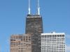 Drapacze chmur w centrum Chicago