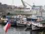 Chile, Valparaiso - nadbrzeże i port