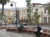 Chile, Valparaiso - plac w centrum