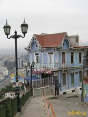 Pocztówka z Valparaiso