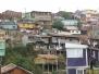 Chile, Valparaiso - miasto na wzgórzach