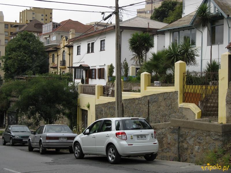 Vina del Mar - spacer po mieście