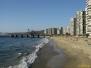 Chile, Vina del Mar -  wybrzeże Atlantyku