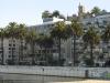 Apartamentowce nad rzeką w Vina del Mar