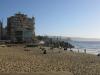 Piaszczysta plaża w Vina del Mar