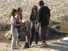 Spotkanie na plaży w Vina del Mar