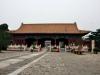 Wejście do kompleksu grobowców z dynastii Ming