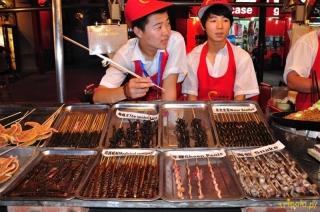 Pekin - lokalne przysmaki