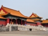 Pekin - Zakazane Miasto - jeden z dziedzińców