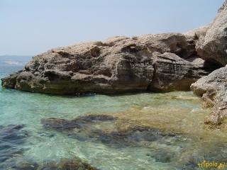 Piękne wybrzeże Dalmacji