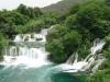 Wodospady Krka to jeden z naturalnych cudów Chorwacji