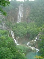Wodospady i Jeziora Plitwickie