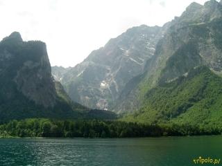 Niemcy, Bawaria – jezioro Königsee