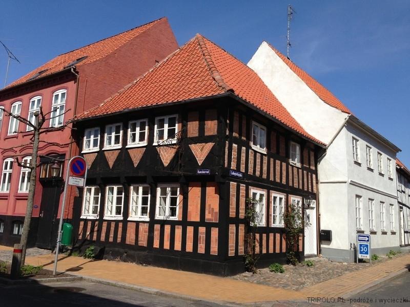 Duńska wyspa Fionia - miasteczko Assens