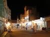 Egipt, Hurghada - centrum miasta wieczorem