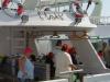 Egipt, Hurghada - tą łodzią popłyniemy na rafy i wyspę Giftun