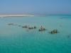 Egipt, Hurghada - wyspa na Morzu Czerwonym