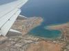 Sharm el Sheik z lotu ptaka