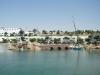 Egipt, Sharm el Sheik - wewnętrzna laguna w naszym hotelu