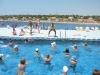 Egipt, Sharm el Sheik -animacja w basenie