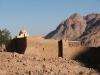 Klasztor św. Katarzyny na Synaju w Egipcie