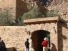 Wejście do klasztoru św. Katarzyny na Synaju w Egipcie