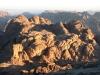 Widoki z góry Synaj