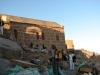 Kapliczka na szczycie Góry Synaj