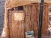 Toaleta na trasie z Góry Synaj