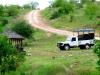 Safari w Tanzanii - samochód terenowy