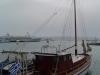 Jacht w Lavrio