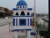 Lavrio-mała kapliczka w porcie