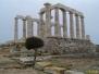 Półwysep Sounion i świątynia Posejdona - zwiedzanie