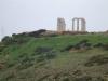 Przylądek Sounion i świątynia Posejdona