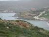 Widok na okolicę z przylądka Sounion