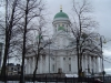 Symbol Helsinek - luterańska katedra zwana Tuomiokirkko