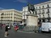Hiszpania, Madryt - Plac Puerta del Sol